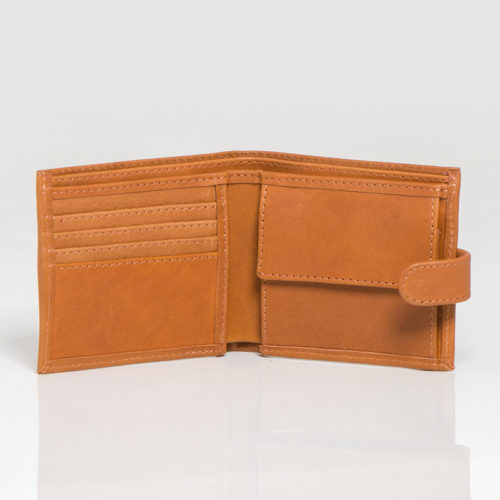 Detail: Mens Wallet