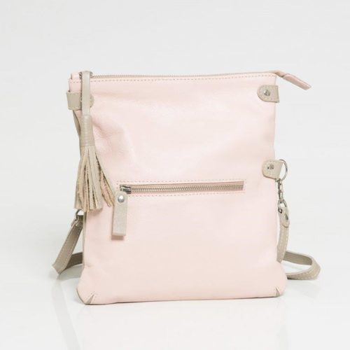 Mini Foldover FSP leather Handbag