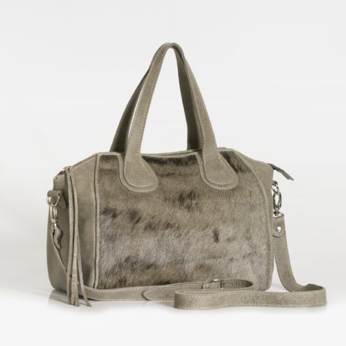 Lilly Wildebeest Exotic Designer Handbag