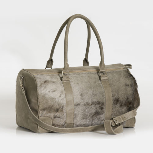 Weekender Wildebeest Exotic Travel Bag